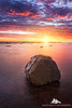 Bliss (Jessica Quilty Photography) Tags: longreef nikon d800 sunrise sydney nsw colour beach rock northern beaches