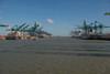 Deurganck dock_DVL8050 (larry_antwerp) Tags: mpet smhongkong smseattle mscportugal mscspain gantry crane container antwerp antwerpen 安特卫普 安特衞普 アントウェルペン אנטוורפן 안트베르펜 أنتويرب port 港口 海港 פארט 港湾 항구 بندر ميناء belgium belgië 比利时 比利時 бельгия ベルギー בלגיה बेल्जियम 벨기에 بلژیک بلجيكا schip ship vessel 船 船舶 אונייה जलयान 선박 کشتی سفينة schelde 斯海尔德河 スヘルデ川 스헬더 강 رود شلده سخيلده 9347449 9347437 smline