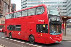 Arriva London: T118 LJ10HVO Alexander Dennis Enviro 400 (emdjt42) Tags: lj10hvo t118 alexanderdennis enviro400 croydon arriva arrivalondon