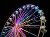 89.365.2018 Ferris Wheel, Houston Rodeo 2018 (Kris McNeil) Tags: houstonlivestockshowandrodeo carnival rides games ferris wheel color colorful neon