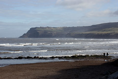 Waves and Water (Paul Brunt) Tags: wave water breakers whitehorses crashing land sea blue bluesky
