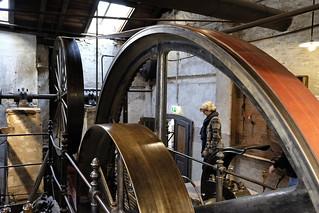 Steam Engine Transmission
