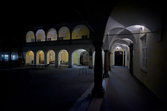 Corridor (Matjaž Skrinar) Tags: 1025fav 250v10f