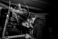 Young Mountain (morten f) Tags: young mountain band oslo 2018 endless tinnitus studio live concert konsert sweden hardcore punk metal monochrome people guitar gitar guitarist headbang hair