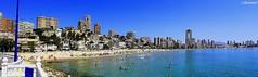 Playa de Poniente (Jotomo62) Tags: comunidadvalenciana provinciadealicante benidorm jotomo62