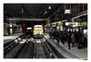 Brussels Schuman station (PIVAMA|photography) Tags: brussels brussel schuman station train metro people platform rails ov openbaarvervoer public transportation nmbs 918