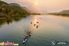 ho-dong-xanh-dong-nghe (lthuong2608) Tags: hồnuocs nước thuyền người conngười núi ngọnnúi cây rừng bầutrời hoànghôn