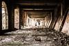Le Fornace, Spinea (ljumica) Tags: factory fabrica fornace italia italy veneto spinea bricks fabrik ruin light shadow contrast canon 700d 1855mm contrasto