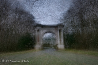Brocklesby Arch