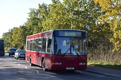 P112 RGS (markkirk85) Tags: bus buses volvo b10b58 wright renown ex west kent quantock delaine new sovereign 31997 112 b10b p112 rgs p112rgs