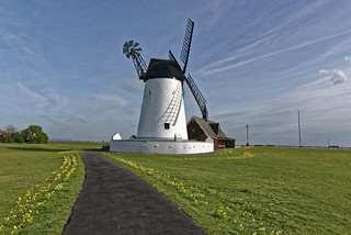 Lytham Windmill & Old Lifeboat House