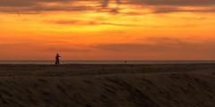Biggest Sandcastle Ever (Alex Fonderson) Tags: netherlands nederland holland scheveningen thehague denhaag beach strand sunset sand silhouette