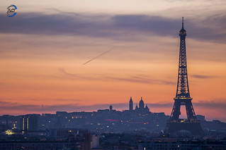 sunrise paris