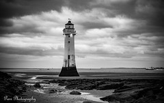 A moody day at New Brighton (ParrPhotography) Tags: newbrighton lighthouse wallasey beach