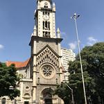 Paróquia Nossa Senhora da Consolação (1799), downtown São Paulo, Brazil. thumbnail