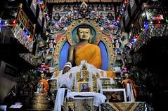 Lord Buddha (mala singh) Tags: statue lordbuddha buddhism monastery tawang arunachalpradesh india