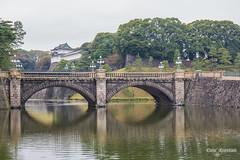 Seimon Stonebridge (DanaMichelle309) Tags: chiyoda imperialpalace japan seimonstonebridge tokyo travel chiyodaku tōkyōto jp