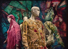 Costumes of Chagall (jta1950) Tags: mannequinn costumes clothes
