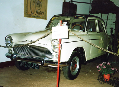 Simca Monthlèry P60 (c.1960)