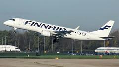 OH-LKK (AnDyMHoLdEn) Tags: finnair embraer oneworld egcc airport manchester manchesterairport 23r