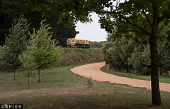 32RM (Dobpics O'Brien) Tags: walker 32rm rail railway railways railcar diesel daylesford dscr musk bullarto victorian victoria vr special spa country train