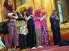 Grace       P1050520 (waitingfortrain) Tags: cairo thecitadelcairo muslimwomen prayer islam egyptians islamicwomen grace