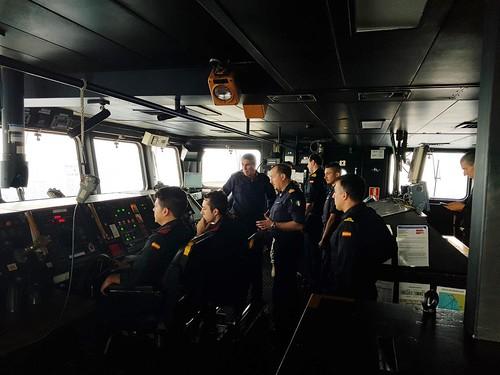 Oceano indiano: prosegue la missione per la fregata Margottini