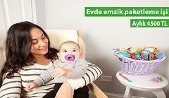 Emzik paketle 4500 TL kazan (ekisfirsatlari) Tags: ekiş ekgelir para ssk işkur finans borsa türkiye emzik paket