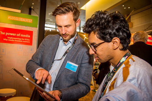 """Global Festival of Action for Sustainable Develpment #SDGglobalFEst 2018 • <a style=""""font-size:0.8em;"""" href=""""http://www.flickr.com/photos/149457913@N04/40896613492/"""" target=""""_blank"""">View on Flickr</a>"""