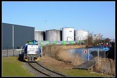 RTB-V156+ketels_Awhvw_19032018 (Dennis Koster) Tags: rtb g1206 v156 nwb ketelwagens keteltrein goederentrein trein amsterdamwesthavenwest