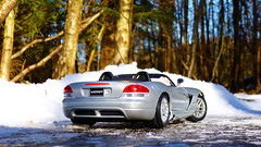 Diecast Viper In The Snow Woods (obscure.atmosphere) Tags: modellauto モデルカー modell 모델 자동차 model car diecast spielzeug トイズ 장난감 toy toys 118 juguetes modelo jouets modele snow schnee nieve neige 雪 눈 frost frozen eis ice winter invierno hiver 冬 겨울 dodge chrysler viper us usa american muscle auto automobile supercar sportcar hypercar スポーツカー 스포츠카 exotic automobil sportwagen coche carro automovil deportivo voiture sport sonnenschein sonnenlicht licht light ligero lumiere 光 빛 sunlight sunshine sunny sonnig wald forest woods natur nature srt 10