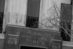 Los Angeles - Los Angeles Times building (1935) (simone_a13) Tags: usa unitedstates losangeles california dtla building architecture historic blackandwhite monochrome artdeco