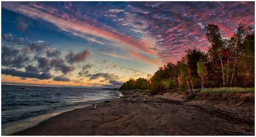 52 - Sunrise on Lake Superior