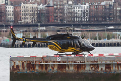 Zip Aviation Bell 407 N76ZA (jbp274) Tags: jrb newyorkcity helicopters heliport manhattan bell407 bell 407
