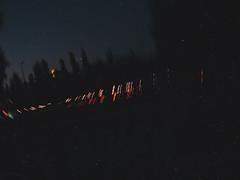 Fora daqui (Lissitsky!) Tags: faded lights scene scratch