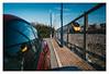Pendo Reflected (Gingydadtog) Tags: class390 coseley coseleystation passengertrain pendolino reflection virgintrains westmidlands