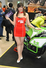 Tokyo Motorcycle Show 2018 (ジェローム) Tags: tokyomotorcycleshow odaiba japan tokyo asia asian racequeen japanese girl woman