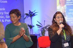 DSC_2361 (photographer695) Tags: inclusion convention institutional sexual harassment london powered by the telegraph with jacqueline onalo dr shola mos shogbamimu gulrukh khan closing remarks finale