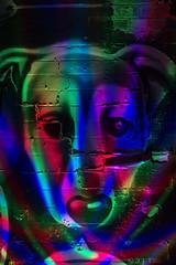 (kieronlong23) Tags: photography sheffield longexposure nighttime streetart graffiti urbex psychedelicphotography doggraffiti paintingwithlight abstractphotography