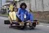 (J-BENOIT) Tags: toulouse caisseàsavon carnaval 2018 cocu lâcherdecaissesàsavon caisses roulantes gravité pente