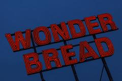 Wonder Bread, complete (GmanViz) Tags: gmanviz color neon sign sky wonderbread columbus ohio nikon d50