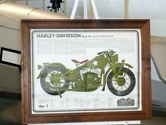 "Harley-Davidson WLA.45 Motorcycle 2 • <a style=""font-size:0.8em;"" href=""http://www.flickr.com/photos/81723459@N04/41044327382/"" target=""_blank"">View on Flickr</a>"