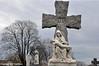 Pieta (Trish Mayo) Tags: pieta cross mary jesus symbolism cemetery straymondscemetery saintraymondscemetery art sculpture