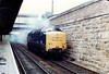 55015 Dundee (dhtulyar) Tags: deltic ecml napier 55 delta 55015 tulyar 0910 1e10 kings cross dundee