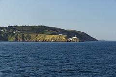 The Bailey (@JohnA390) Tags: howth irishsea ferry bluewater baileylighthouse sonya68 sigma18200mm