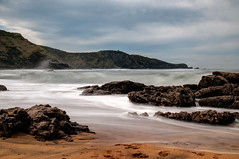 Verdicio, Asturias (ccc.39) Tags: asturias españa verdicio gozón playa carniciega cantábrico mar arena agua largaexposición beach sand water sea coast seascape longexposure