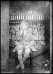 Vintage Photo Plate Box Fischel Royal (04) (Hans Kerensky) Tags: vintage photo plate box efischel jr royal extra rapid size 9x12 developed negatives boy inside fuse switchboard cabinet