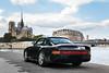 Porsche 959 - Photoshoot. (Nino - www.thelittlespotters.fr) Tags: france paris notre dame notredame shooting shootingparis porsche 959 carrera gt carreragt porschecarreragt porsche959 black white luxury amazing rare car vintage extreme