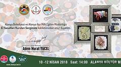 Alanya'da el sanatları sergisi açılıyor - (alperkutay07) Tags: açılıyor alanyada el sanatları sergisi