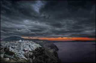 Thera -Santorini